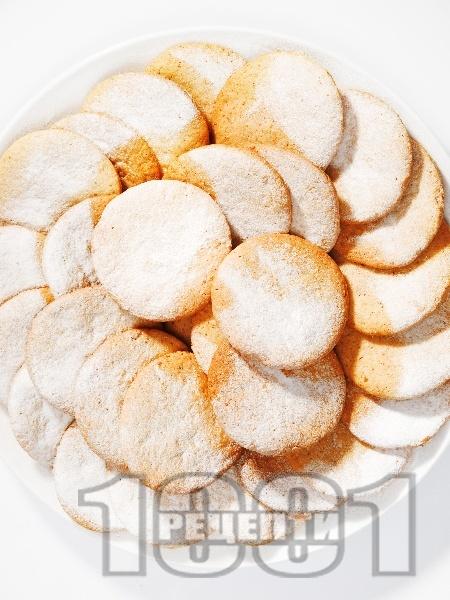 Орехови бисквити - снимка на рецептата